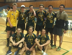 Queensland Volleyball Senior Schools Cup