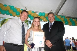 Students Honoured on Australia Day