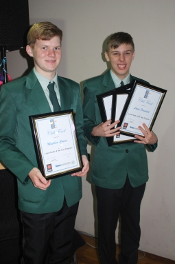Proserpine Lions Youth of the Year Competition